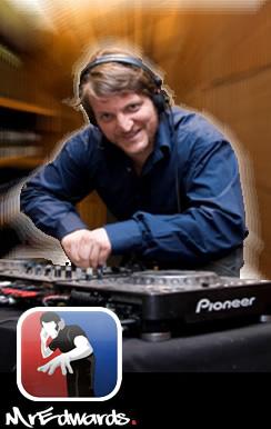 DJ Mr Edwards